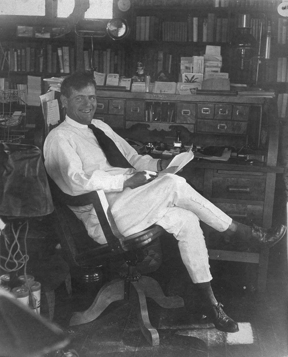 JackLondon-office-1916