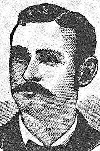 Jumping Jack Jones - Jones from 1883 Philadelphia Athletics team composite