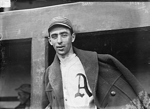 Jack Barry (baseball) - Jack Barry in 1913.