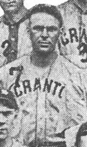 Jack Fox (baseball) - Image: Jack Fox