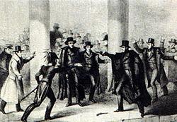 Assassination Attempts And Plotsedit