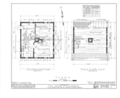 Jacob Wills House, Marlton, Burlington County, NJ HABS NJ,3-MART.V,1- (sheet 4 of 20).png
