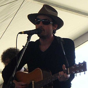 Jakob Dylan at the Newport Folk Festival (2 Au...