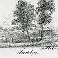 Jakobsbergs gård, Järfälla, av A.F. Cederholm, 1811.jpg