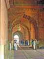 Jama Masjid, Delhi, view across prayer bays.jpg