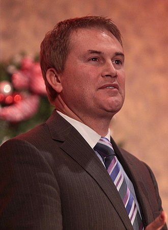 Matt Bevin - James Comer lost support in the race due to accusations by a former girlfriend.