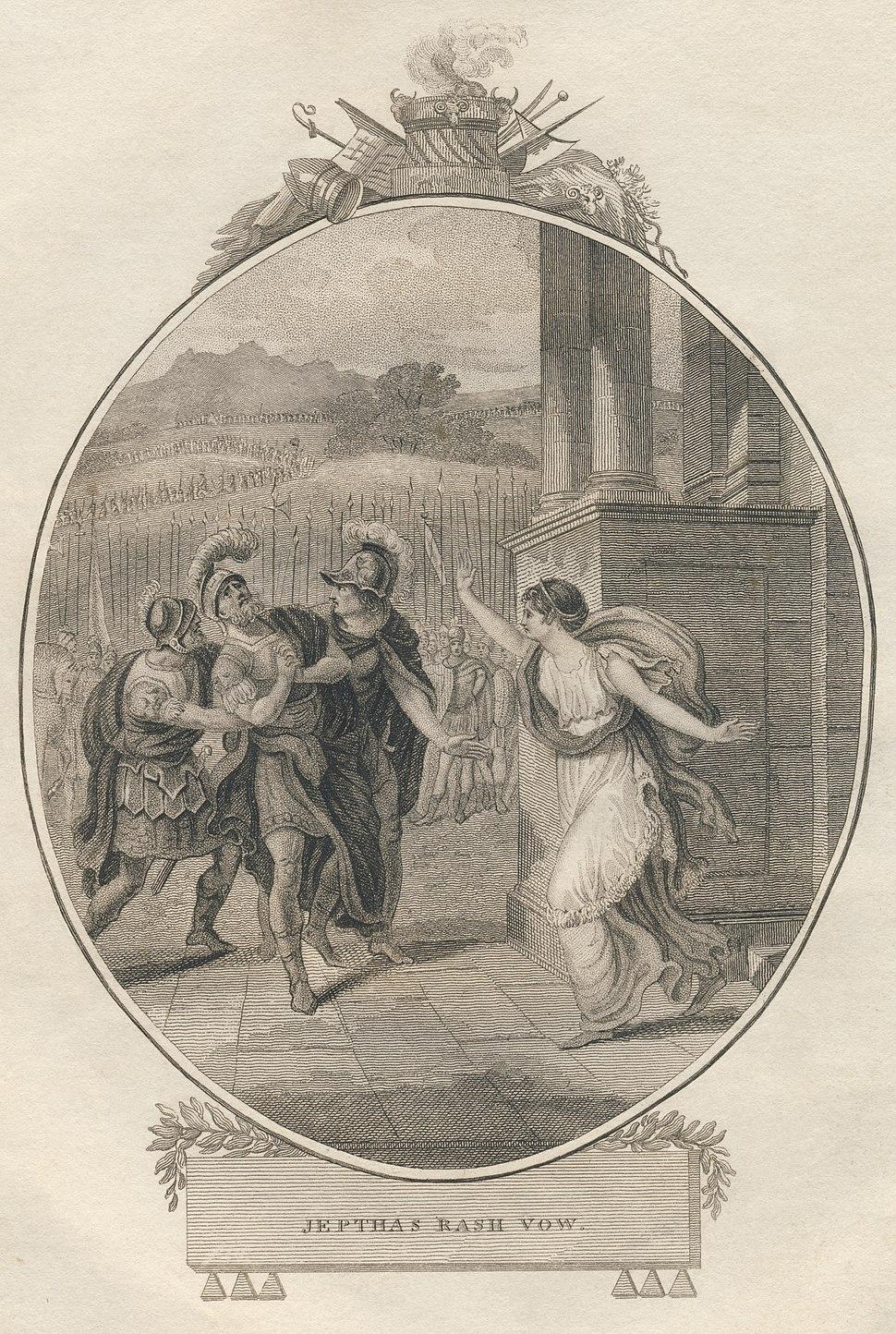 James Gundee & M. Jones - Jeptha's Rash Vow
