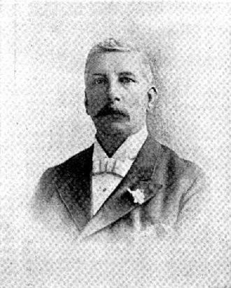 Mayor of Whanganui - James Lockhart Stevenson (1896–1897)