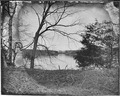 James River from Crow's Nest, Dutch Gap Canal in distance - NARA - 524834.tif