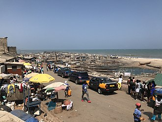 Jamestown/Usshertown, Accra - James Town Beach