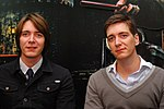 James and Oliver Phelps James and Oliver Phelps - Lucca Comics and Games 2011 - 2.jpg