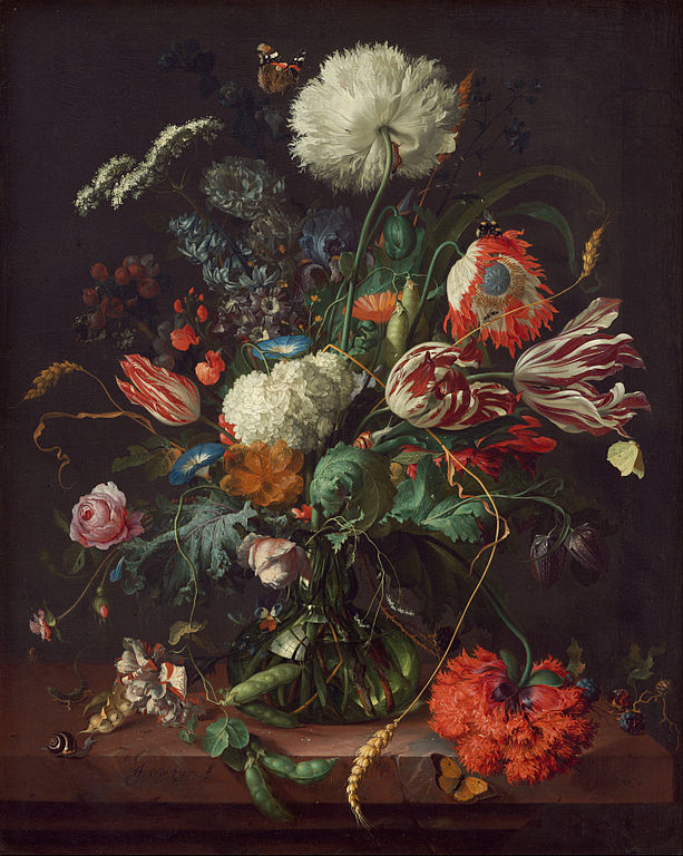 Filejan Davidsz De Heem Vase Of Flowers Google Art Projectg