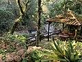 Jardim de uma pousada em Visconde de Mauá.jpg