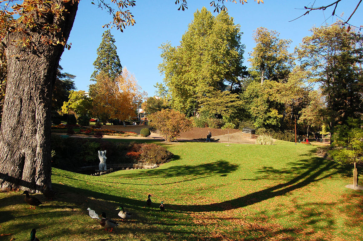Jardin lecoq wikip dia - Aquilus piscine clermont ferrand ...