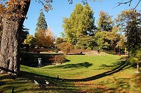 jardin lecoq de clermont ferrand