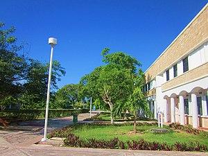 University of Quintana Roo - Image: Jardines y andadores en la UQROO. panoramio