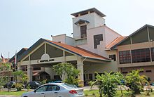 Jasin District Hospital main building.JPG