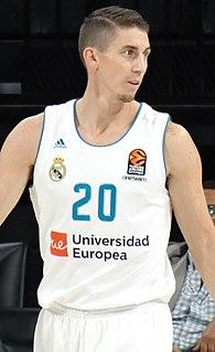 Jaycee Carroll Azerbaijan-American professional basketball player