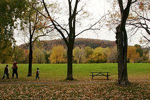 Jeanne-Mance Park - Image: Jeanne mance park