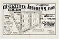 Jeffrey's Estate 5th subdivision Fernhill, Hurlstone Park, 1910.jpg