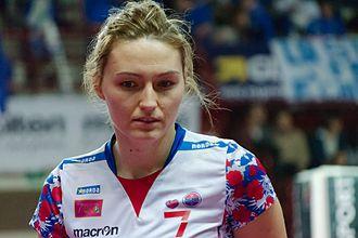 Jelena Blagojević - Jelena Blagojević in 2015