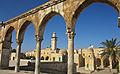 Jerusalem Temple mount - arch & mosque (6036400292).jpg