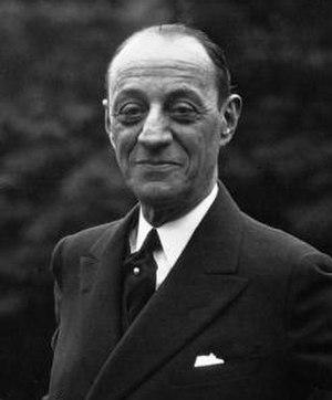 Jesse I. Straus - Image: Jesse Straus 1933