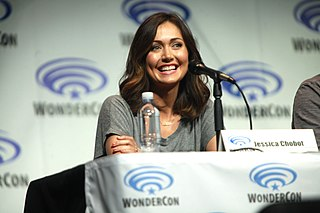 Jessica Chobot American on-camera host and writer