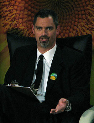 Green Party of Canada leadership election, 2006 - Image: Jim Fannon