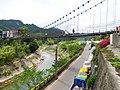 Jingan Suspension Bridge 靜安吊橋 - panoramio.jpg
