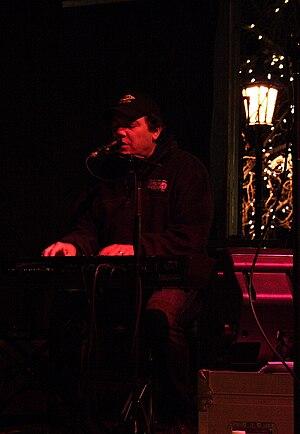 John Hermann - Hermann performing in Vail, CO w/ his Mardi Gras Band