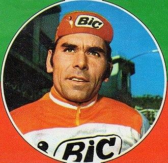 Joaquim Agostinho - Agostinho in 1973