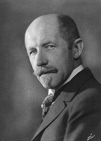 Johan Bojer - Johan Bojer in 1927