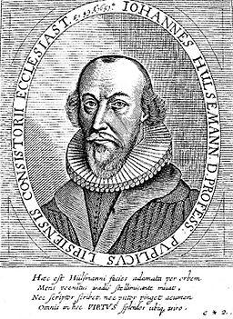 Johann Hülsemann, Johann-Huelsemann