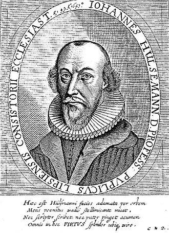 Johann Hülsemann - Johann Hülsemann