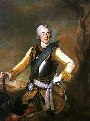 Johann George Chevalier de Saxe.jpg