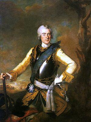 Johann Georg, Chevalier de Saxe - Image: Johann George Chevalier de Saxe