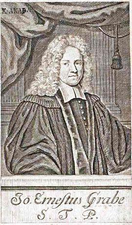 Johannes Ernst Grabe