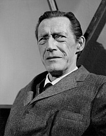 height John Carradine