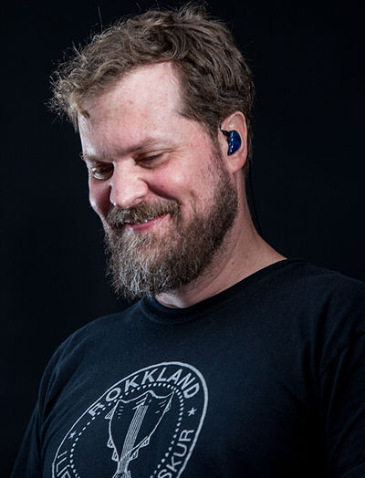Picture of a band or musician: John Grant