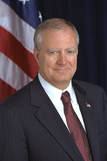 John Marburger official portrait.jpg
