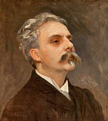 """Résultat de recherche d'images pour """"Gabriel Fauré"""""""