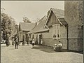 John Sullman and family, back yard, Ingleholme, Boomerang Street, Turramurra.jpg