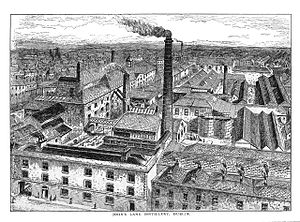 Powers (whiskey) - John's Lane Distillery, circa 1887.