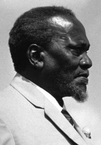 Prime Minister of Kenya - Image: Jomo Kenyatta