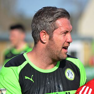 Jon Parkin - Parkin playing for Forest Green Rovers in 2016