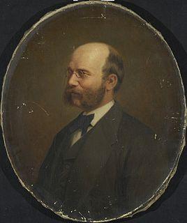 Jonas Axel Boeck Norwegian biologist
