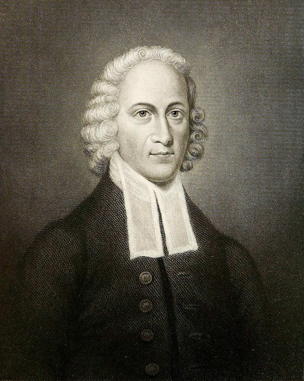 Jonathan Edwards engraving