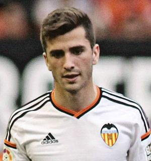 José Gayà Spanish footballer