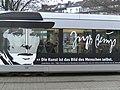 Joseph Beuys on a tram.jpg